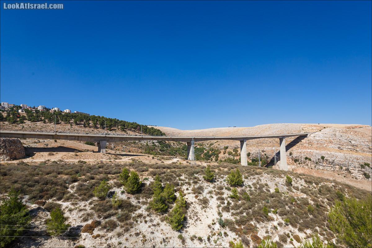 Мост Ахбара | גשר עכברה | LookAtIsrael.com - Фото путешествия по Израилю