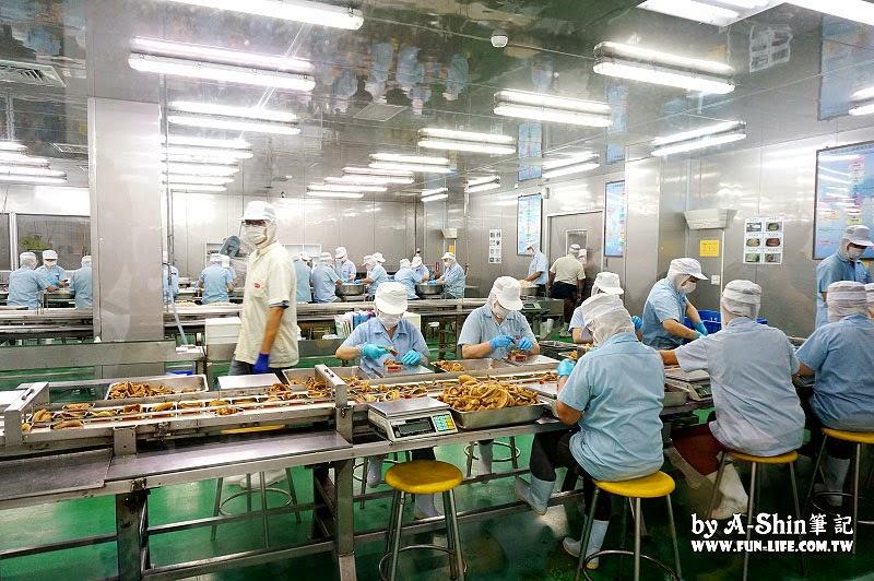宜蘭觀光工廠:東和食品工廠4