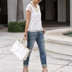 street style jeans-based outfit 2015 2016