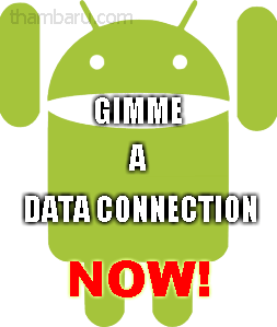 Share your PC's internet connection with Android via USB (1/6)
