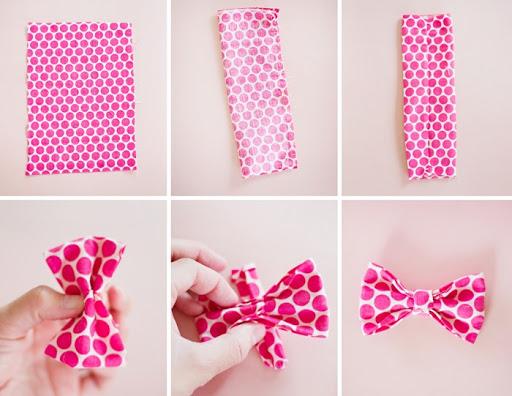 make fabric bows alexa