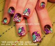 robin moses nail art march 2011