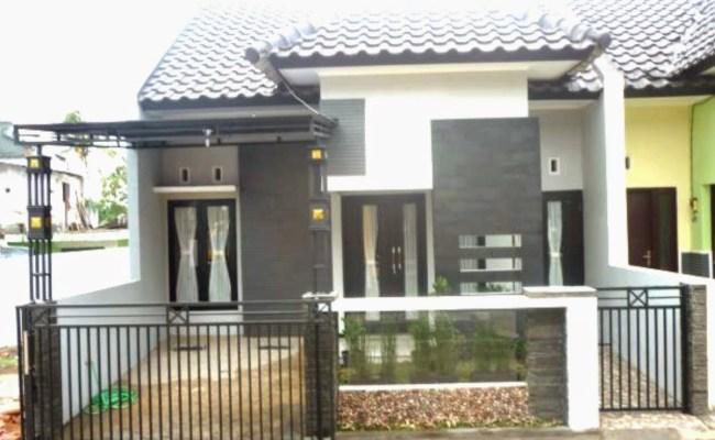Contoh Pagar Besi Rumah Minimalis Rumah Minimalis Bagus Cute766