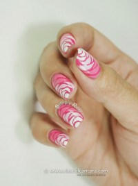 Nail Art: (for) Breast Cancer Awareness 2014 | Simply Rins