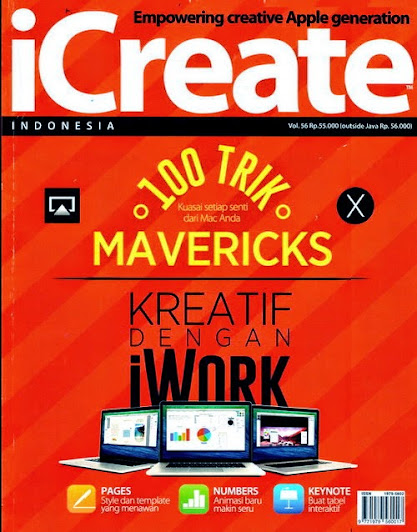 iCreate Indonesia Magazine February 2014