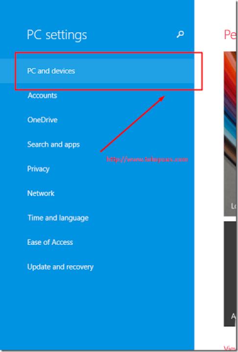 cara unistall aplikasi bawaan tile windows
