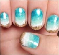 Nail art gallery beach nail art photos - Styles 2d
