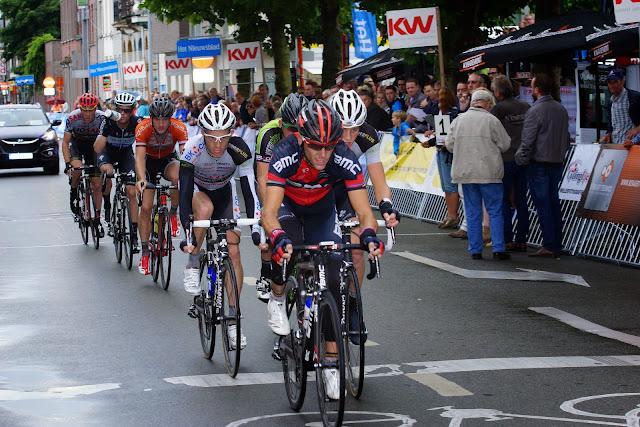 Philippe Gilbert in de GP Monseré