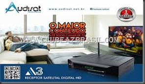 AUDISATA3 HD PRIMEIRA