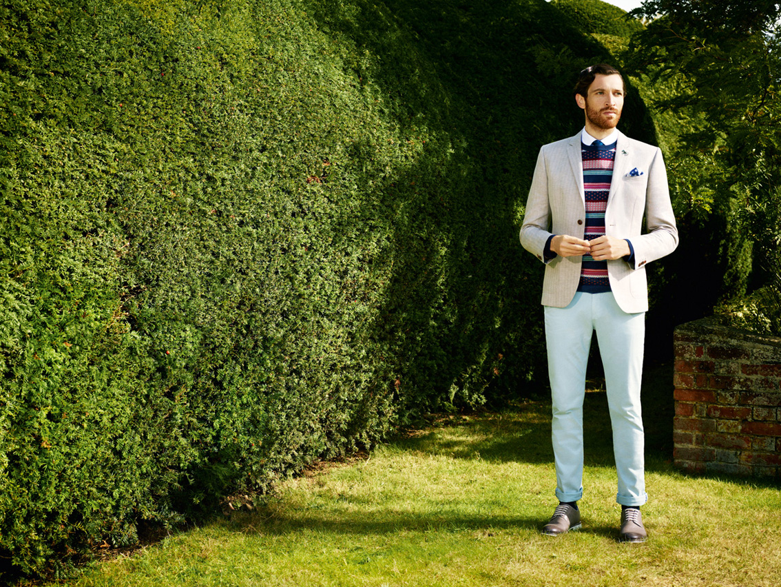 *Ted Baker 英國紳士名媛時尚之路:S/S 2013 Collection! 5