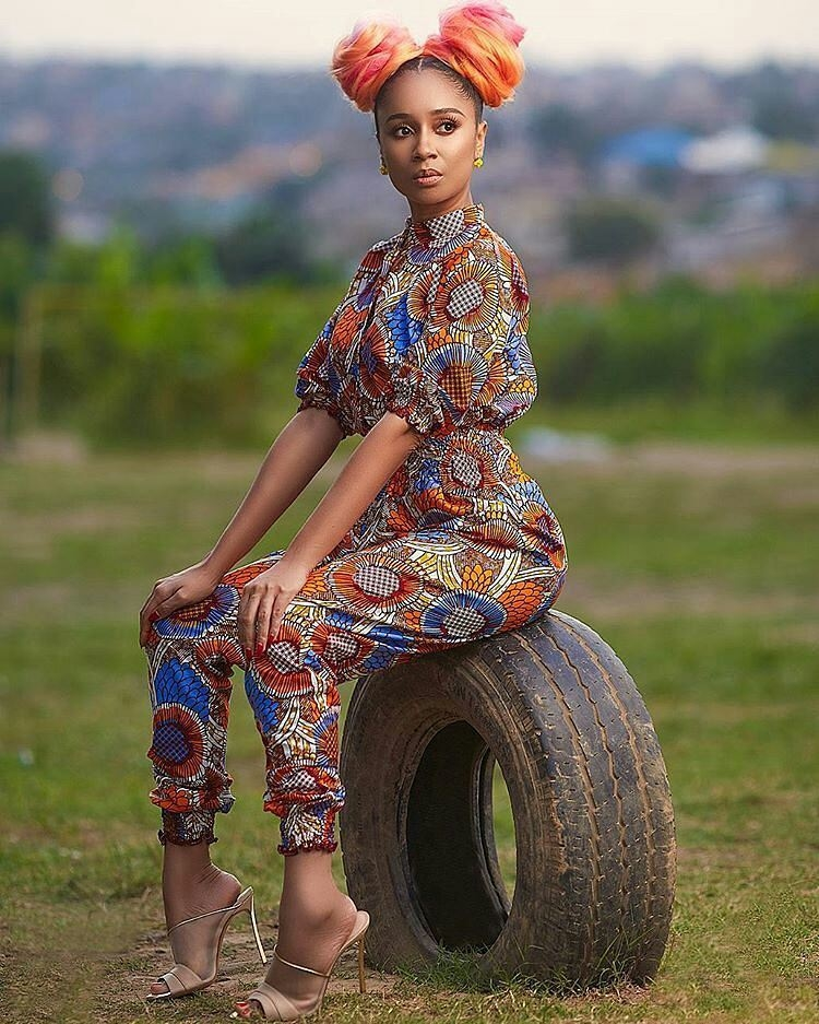 Latest Fashion Styles For African Ladies 2019 - African10