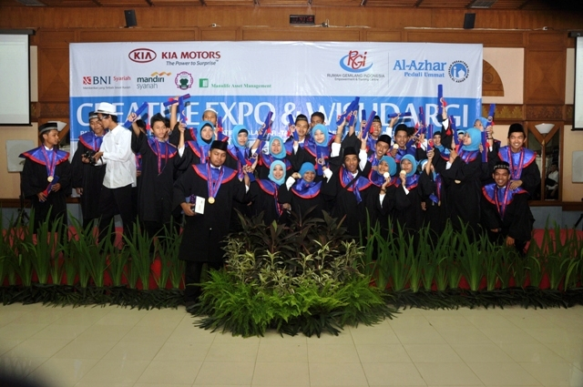 Wisuda dan Kreatif Expo angkatan ke 6 - DSC_0263.JPG