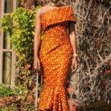 african print dresses outfits 2017