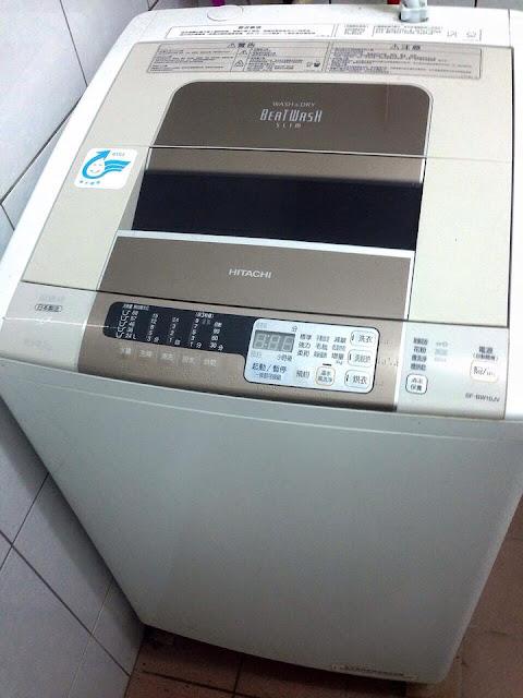 五股二手GE 奇異洗衣機店
