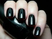 top 9 black nail polishes and shades