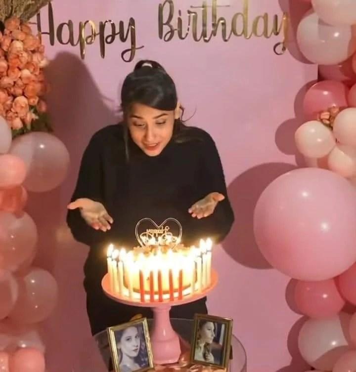Hina Altaf birthday