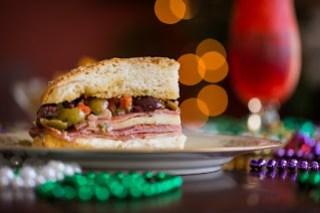 Muffuletta Sandwich central grocery recipe