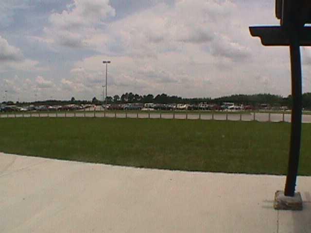0550Animal Kingdom Parking Lot