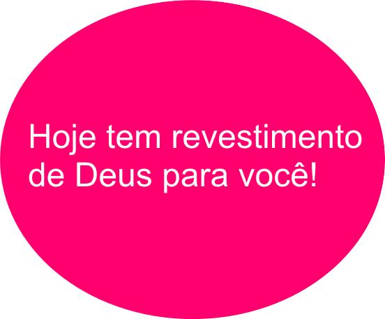 Revestimento de Deus