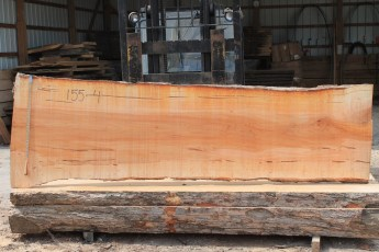 Hard Maple 155-4  Length 10' Max Width (inches) 38 Min Width (inches) 30 Notes 10/4 Some Curly Figure, LOTS of color Kiln Dried