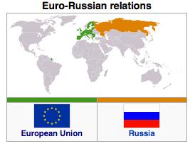 European Union - Russia Relations