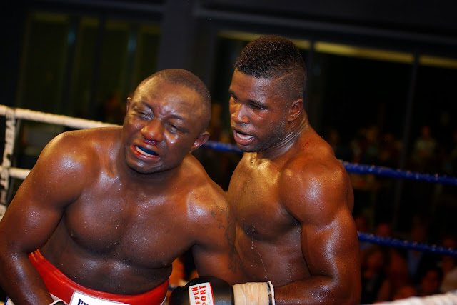 Yves Ngabu vs Boya
