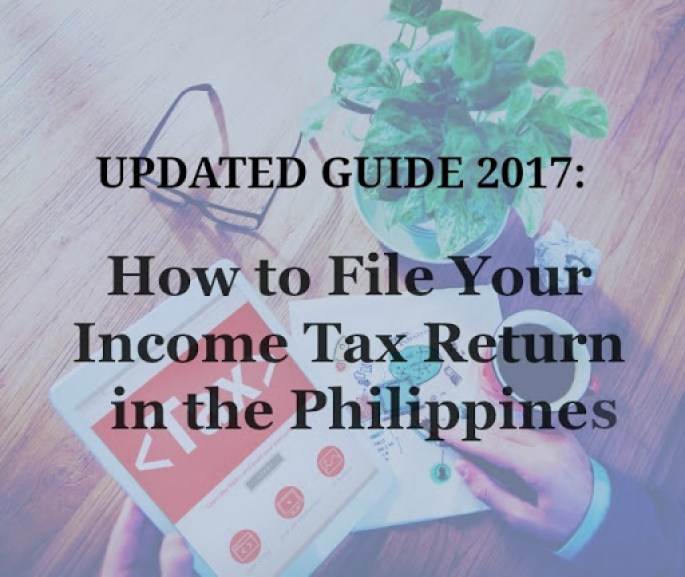 How To File Your Income Tax Return in the Philippines