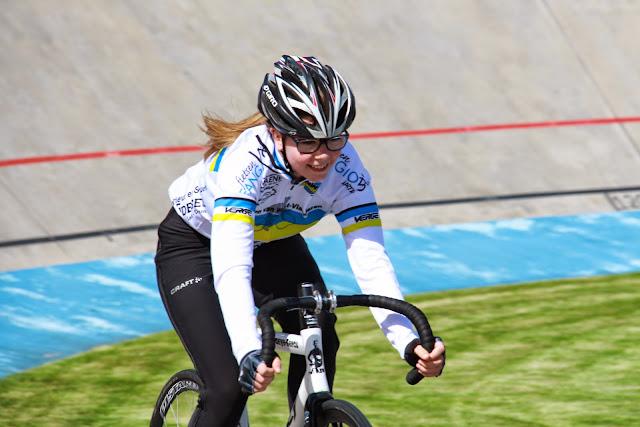 jonge wielrenster
