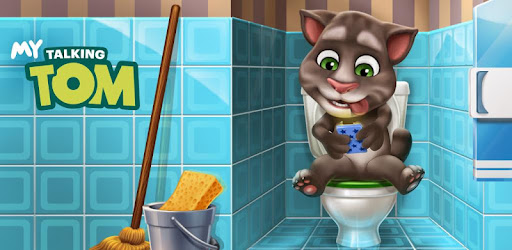 My Talking Tom APK screenshots
