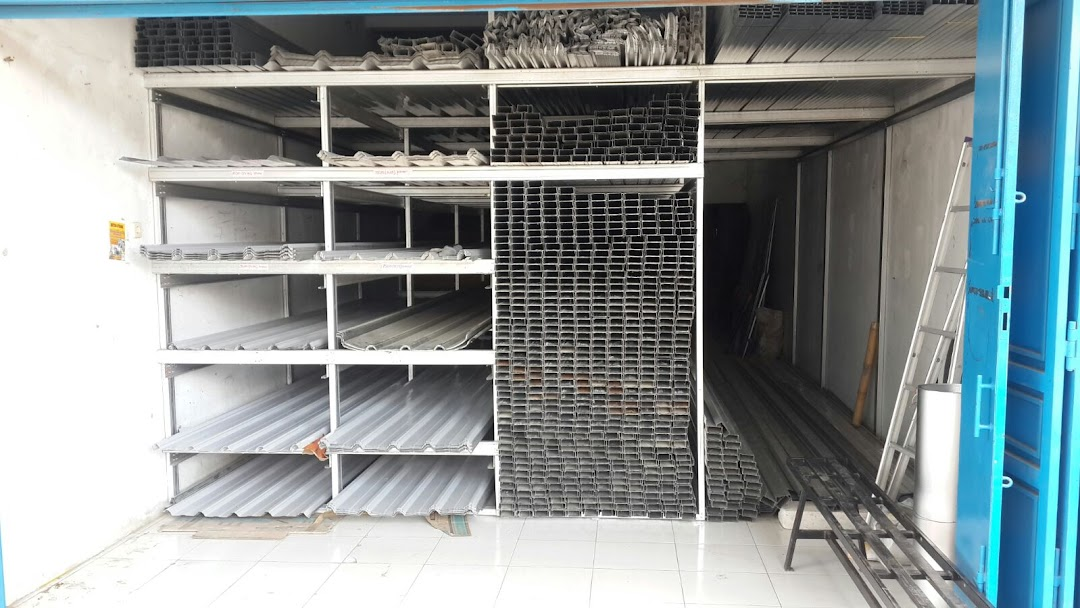distributor baja ringan di cilacap toko utama pusat grosir atap