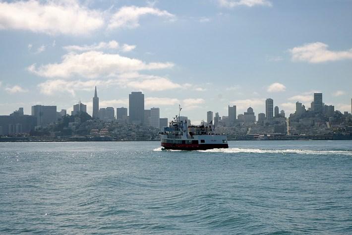Excursión a Alcatraz. San Francisco