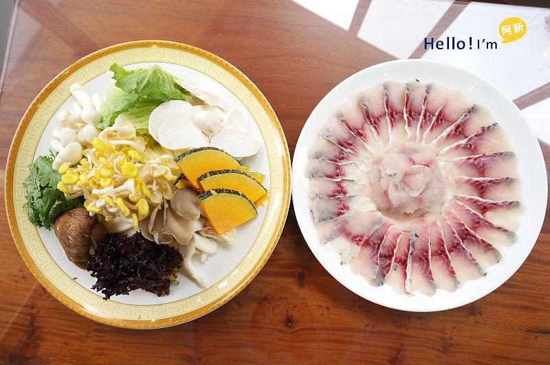 日月潭餐廳,金井山泉農莊-3