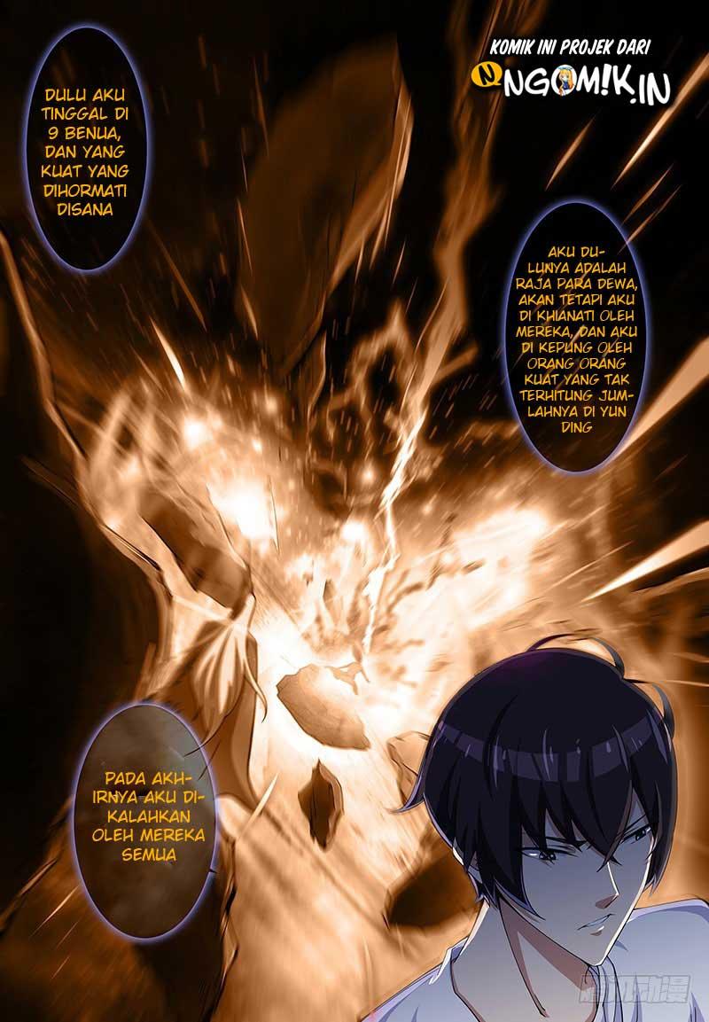 Zui Qiang Shen Wang: Chapter 01 - Page 5