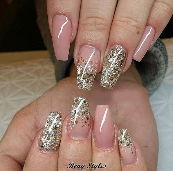 Magnificent Nail Art Designs 2017 - Reny styles