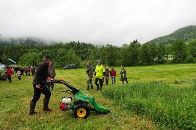 Kosidba u Norveskoj- Turisticka organizacija opštine Ljig170