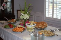 The Kitchen-ette: Bridal Shower Food Ideas