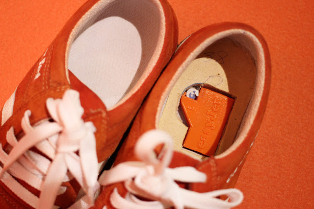 You Can Never Get Lost With  This Smart Shoe 2