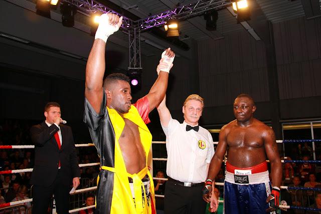 Yves Ngabu wint Antoine Boya