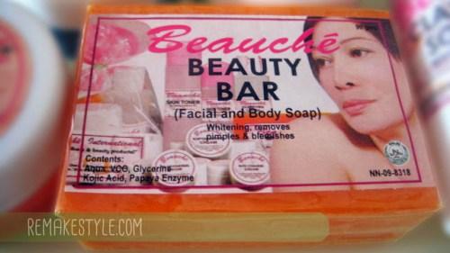 Beauche Beauty Bar Soap   Beauche Review