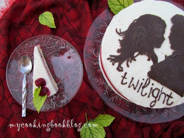 Торта по Здрач (Twilight)
