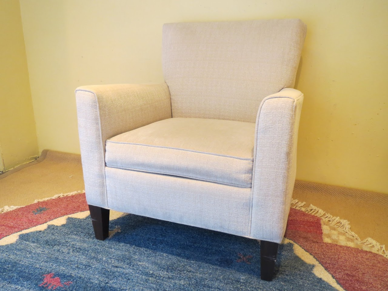 Ethan Allen Club Chairs Ethan Allen Club Chair 1 Shophousingworks