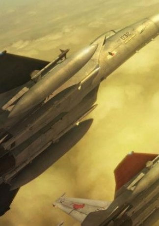 Làm chủ bầu trời cùng bộ hình nền máy bay trong Ace Combat