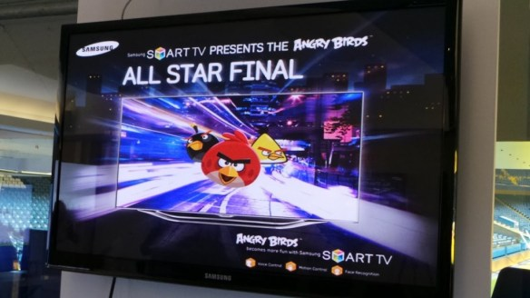 Samsung Angry Birds All Star Final