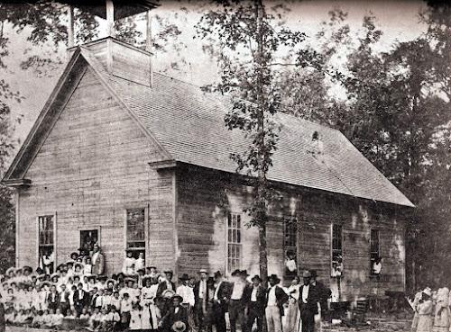 Third Ward School - abt 1904