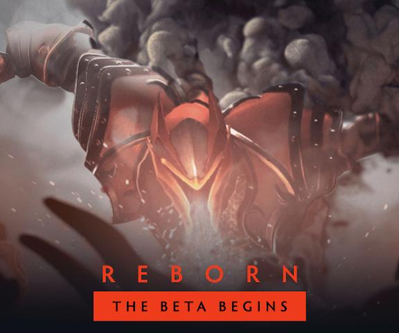 Dota 2 - Reborn