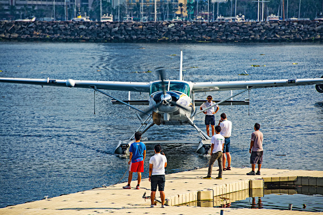 Image result for images of seaplane in subic bay