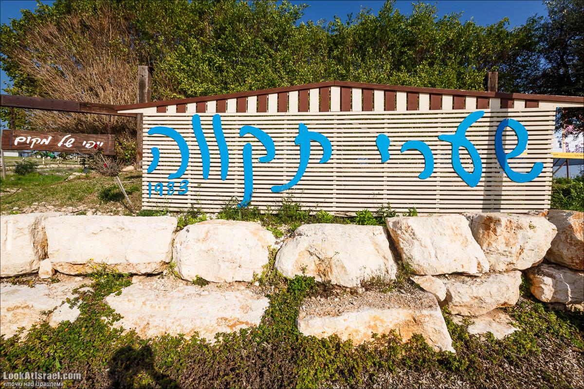 Серия рассказов о городах Израиля «Точки над i» - Шаарей Тиква   Points over Israel - Shaarei Tikva   שערי תיקווה   LookAtIsrael.com - Фото путешествия по Израилю