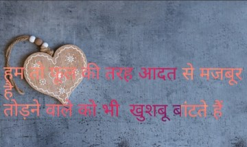 shayari sad feeling