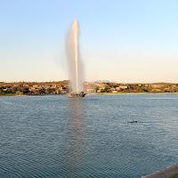 Fountain Park Fountain