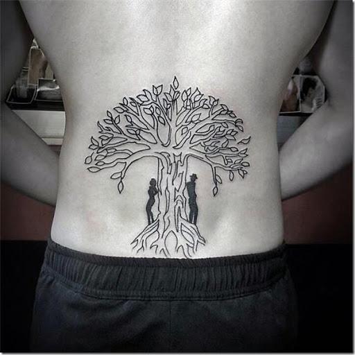 Tatuajes De árboles Tatuajes247